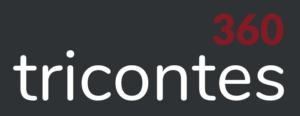 Logo der tricontes360 GmbH